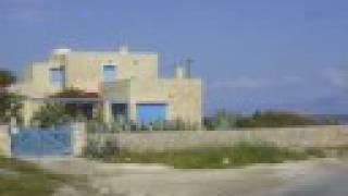 NIKOS KAZANTZAKIS HOUSE IN AEGINA ISLAND