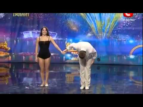 AMAZING DANCE ! with Je t'aime  (Lara Fabian) + Lyrics