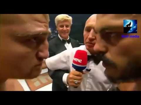 Zabit samedov Vs Catalin morosanu - Explosive fight finished by KO - 23/08/2016 - Akhmat fight show