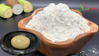 HOW TO MAKE A HEAĻTHY FUFU FLOUR AT HOME 3 EASY WAYS | HOW TO MAKE FUFU WITH FUFU FLOUR