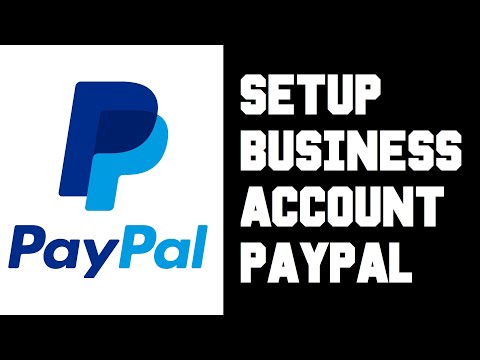 Paypal Business Account Setup Signup - Paypal How To Change Personal to Business Account Help Guide
