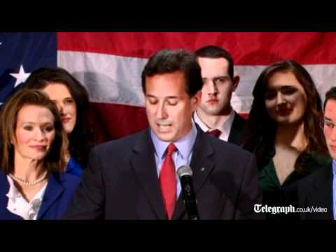 Rick Santorum quits US presidential race