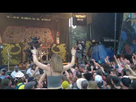 GWAR - Fuck This Place [*New Song*] (Vans Warped Tour 2017, ATL)