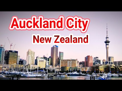 Auckland City, New Zealand   Travel with CM