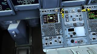 Let's Fly! - Majestic Dash 8 Q400 Quick Tutorial Deutsch #1/4