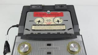 Belcanto RCA Cartridge Demo Tape