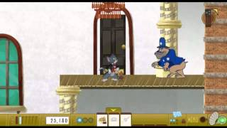Tom and Jerry Game - Tom and Jerry Meet Sherlock Holmes - Cartoon Network Game - Game For Kid