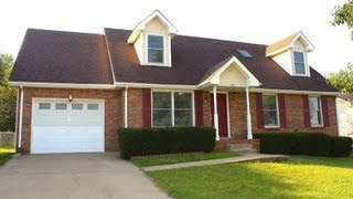 House For Sale In Montgomery County, TN, 294 Audrea Lane, Clarksville, Tennessee 37042, AndySoldIt™