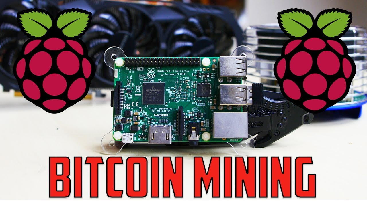 Bitcoin Mining Raspberry Pi Deutsch