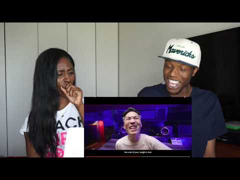 KSI ft Ricegum - Earthquake (Official Music Video) Reaction
