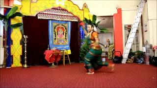 Lashya Academy  of  Bharathanatiyam- Muthai tharu pathi thirunagai