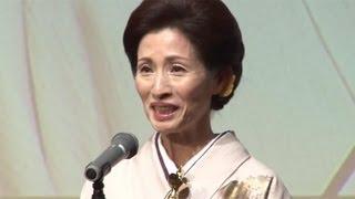 女優の松原智恵子さんが映画「トテチータ・チキチータ」で「第22回日本...