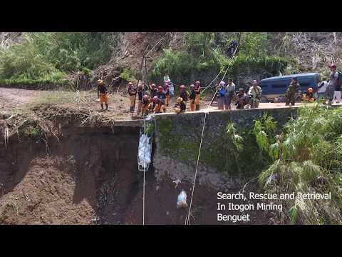 Itogon Mining Community Benguet/Landslide