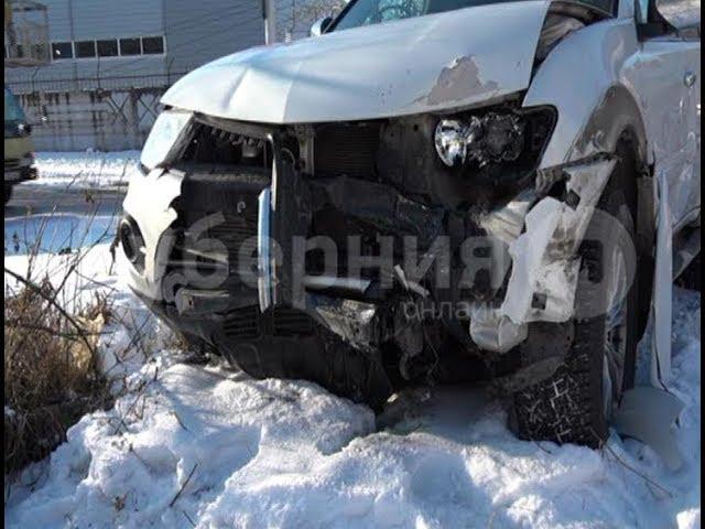 Спешка стала причиной ДТП с пострадавшей в Хабаровске. Mestoprotv