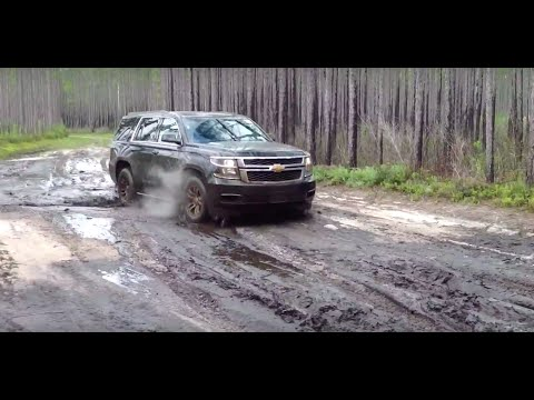 2015 Chevy Tahoe LT Off Road Review
