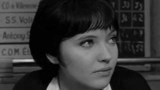 Ma Môme - Jean Ferrat - Anna Karina - Jean-Luc Godard (Vivre sa Vie 1962).avi