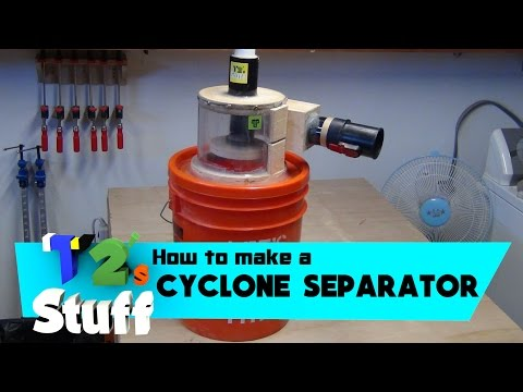Cyclone Separator// How To