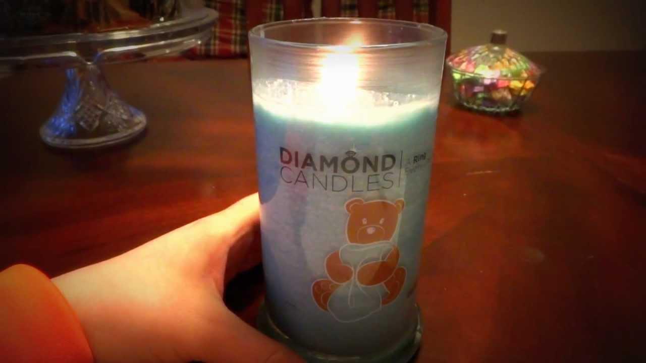 Diamond Candle 5000 Ring Youtube