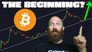 PROOF of Bitcoin Bull Run // Is THIS the BEGINNING???