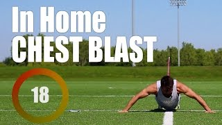 Video 5 Minute Bodyweight Only Chest Workout | In Home download MP3, 3GP, MP4, WEBM, AVI, FLV Agustus 2018