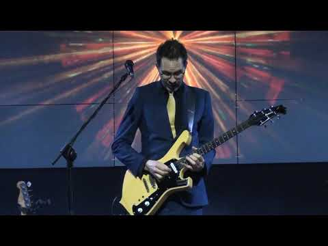 GRANDIEVENTinTOSCANA : PAUL GILBERT al Santomato Live Club