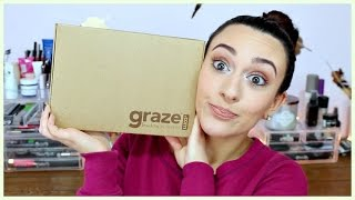 Graze Unboxing | Get a FREE box!