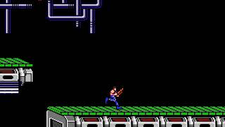 [TAS] NES Contra by Mars608 & aiqiyou in 08:38.35