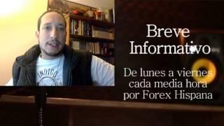 Breve Informativo - Noticias Forex del 20 de Marzo 2017