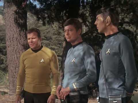 Star Trek - Kirk Loses His Memory