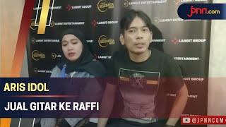 Terlilit Utang Rp 50 Juta, Aris Idol Jual Gitar
