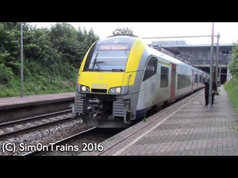 Hanging around Belgium: European Rail trip Part 1 (12th August 2016)