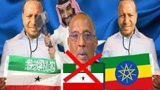 Toos U Daawo Sh Dabcasar Oo Dulka ku Jiiday Somaliland iyo Muuse