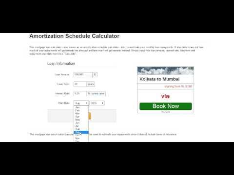 mortgage-amortization-schedule-calculator