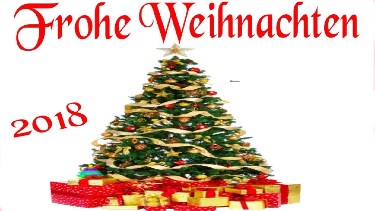 Frohe weihnachten musik