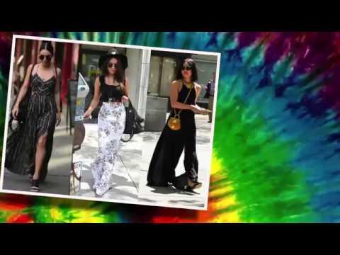 Hippie Chic: a moda