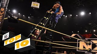 Top 10 NXT Moments: WWE Top 10, Nov. 13, 2019