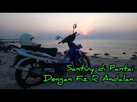 🔵 Sore Syahdu Di Bondo Beach Dengan Fiz R Keren Slurr..!!