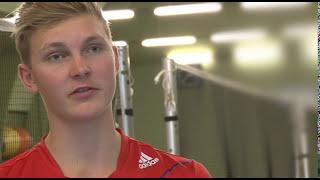 Danish Badminton Star Viktor Axelsen Interview