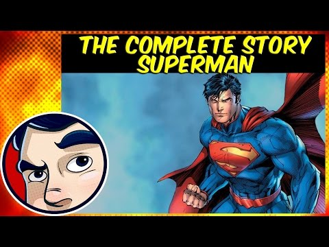Superman Men of Tomorrow (Truth Prequel) - Complete Story