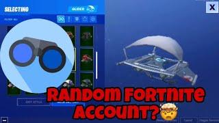 Test Fortnite Account! | account-finder.com