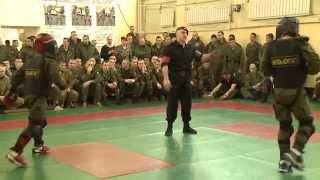 рукопашный бой видео соревнований