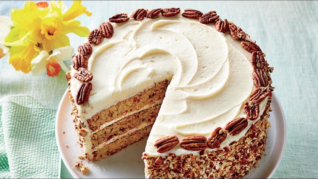 Sugar Free Hummingbird Cake Recipe