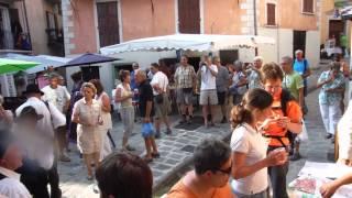 2015 Une visite de Saint Martin Vésubie avec les Commerçants