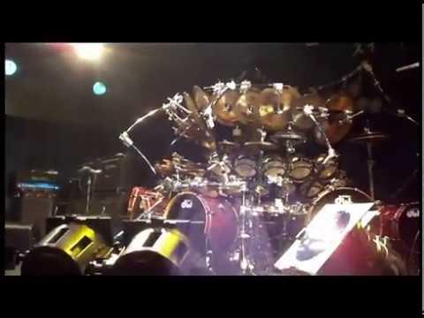 Terry Bozzio 2008-11-27 Tokyo w/ Pat Mastelotto, Tony Levin & Allan Holdsworth - Set 2