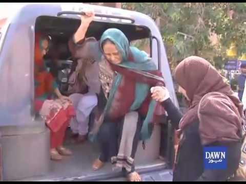 متحدہ کی 3 خواتین کارکن ریمانڈ پر پولیس کے حوالے