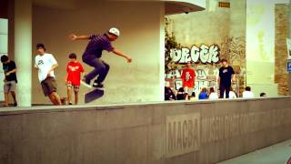 MACBA Chillin'