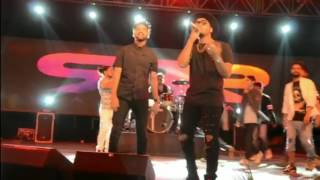 Raftaar's Performance and Talk in Bhopal
