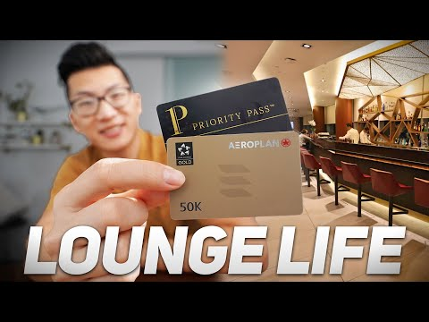 Airport Lounge Access Explained (Priority Pass, Credit Cards, and More)