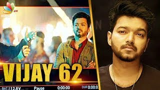 Vijay sporting a super stylish look for thalapathy 62   AR Murugadoss   Latest Tamil cinema news
