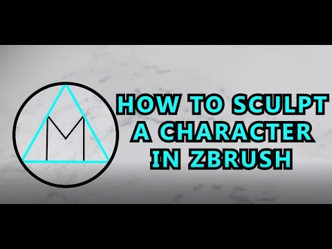 How to Model a Character in ZBrush